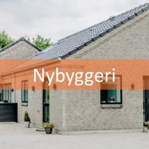 Køkken og inventar nybygning og tilbygning Tana Byg Tømrer og Snedker Træ Emballage i Ringkøbing skjern og omegn
